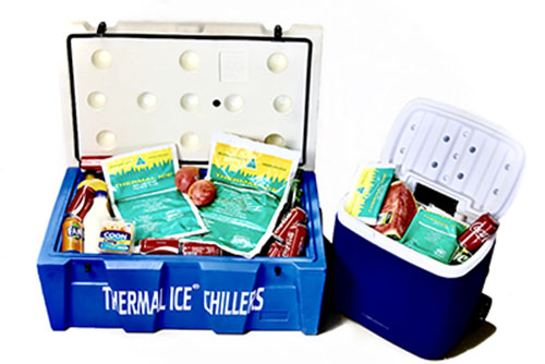 Thermal Ice Hot & Cold Gel Packs for coolers and eskies