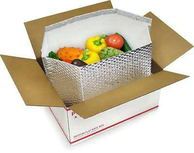 Thermal Insulated Bags and Liners for food