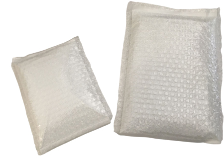 Gel Ice Packs with bubble wrap
