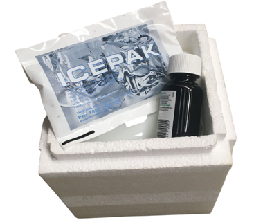 Food safe and non-toxic Gel Ice Packs for pharmaceuticals