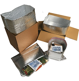 Thermal Insulated Bags and Carton Liners in Australia