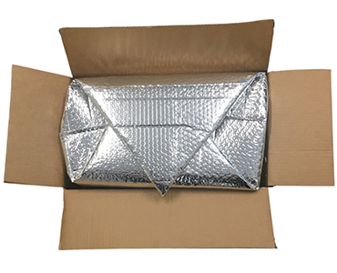 Easy to Use thermal insulated bags and carton liners