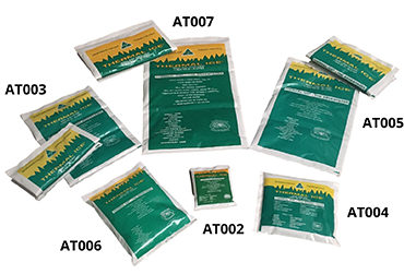 Thermal Ice Re-usable Hot and Cold Gel Packs available in different sizes